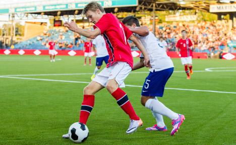 Liverpool set to swoop for Martin Ødegaard