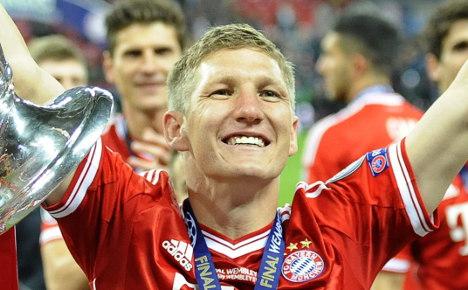 Schweinsteiger is new Germany captain: Löw