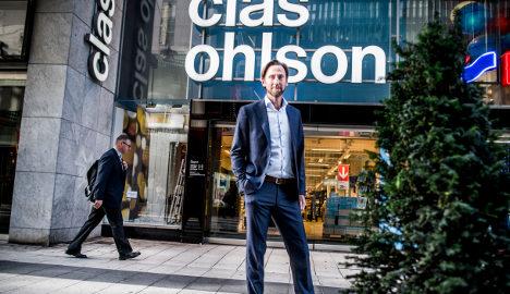 Clas Ohlson profits down