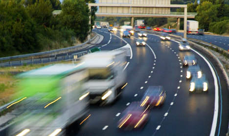 French road deaths hit record summer low