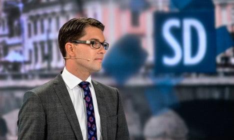 Sweden Democrats head hit by gambling scandal