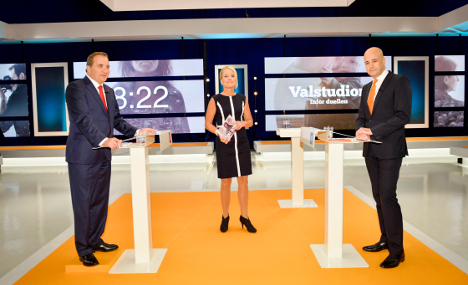 Swedish MPs look to Norway for votes
