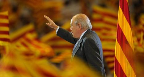 Scandal-hit ex Catalan boss hurts separatist bid