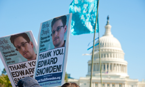 'If Snowden wins Nobel Prize, arrest him!': MP