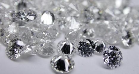 Swiss cops nab diamond theft suspect from China
