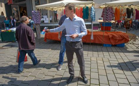 Eurosceptics AfD hope for more eastern gains