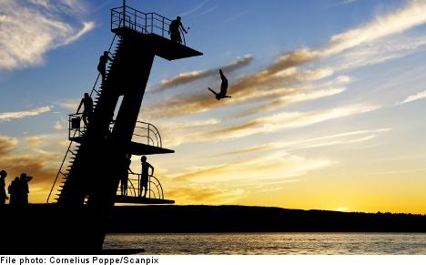 Late summer sun set to hit Sweden