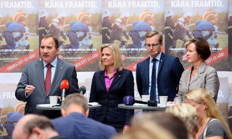 Social Democrats reveal election manifesto