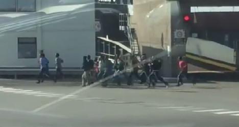 Calais to get more cops after migrants storm port