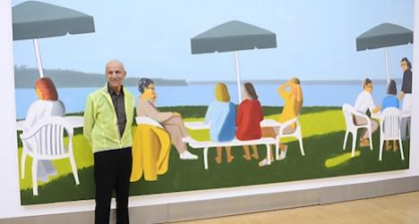 Strabag owner buys Essl art collection