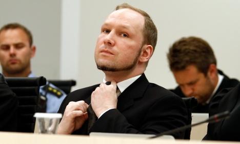 Killer Breivik wants to start fascist party