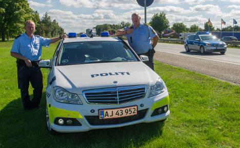 Denmark, Germany launch joint patrols