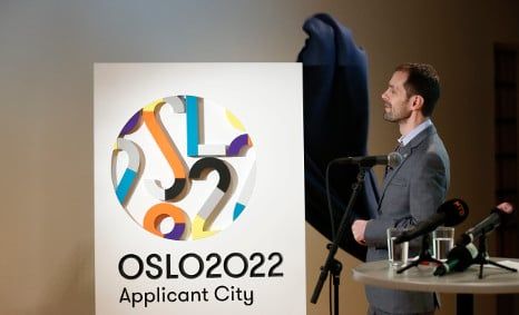 Oslo Olympic's bid at 175m kroner and rising