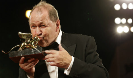Eccentric Swedish film wins Venice award
