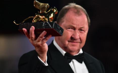 Swedish film wins Venice's Golden Lion
