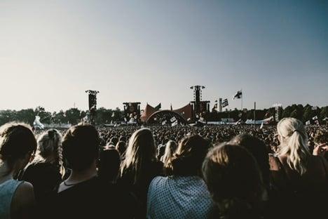 Roskilde Festival drops Sunday music