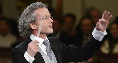 Vienna Opera music director quits