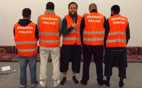 Police throw book at Shariah vigilantes