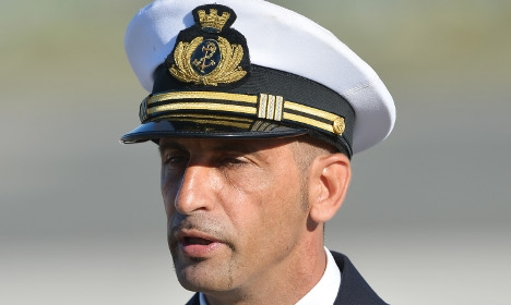Italy demands return of marine in India