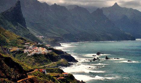 Top ten amazing activities in Tenerife