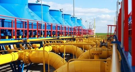 Russia restricting Austria's gas supplies