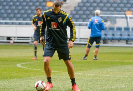 Zlatan doubts ahead of Estonia friendly