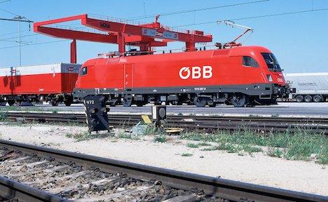 Austrian 'hobo' rides the rails to Hamburg