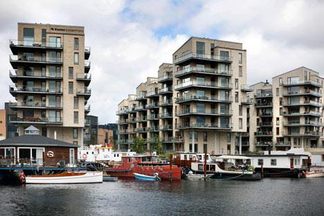 Apartment prices reach pre-crisis levels