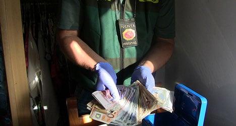 UK-Spain cops smash Magaluf drugs ring
