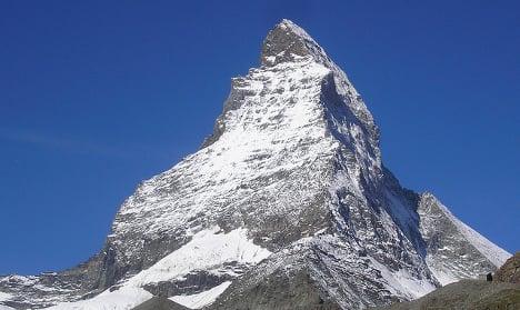 Son of Virgin boss rescued from Matterhorn