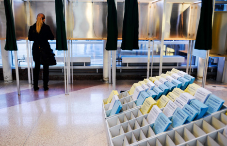 Introducing… The 2014 Swedish Elections