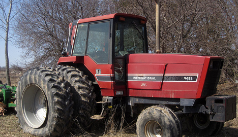 Thieves smash up Jura factory using tractor