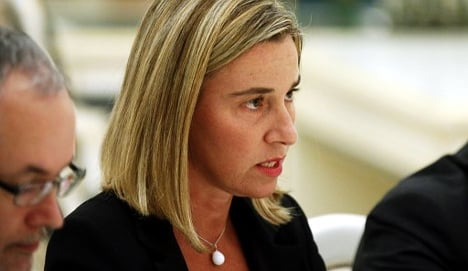 Italy calls for united EU response to Russia