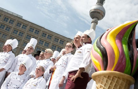Will a German be 2014's King Cone?