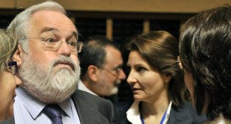 'Caveman' MEP won't get key EU post: report