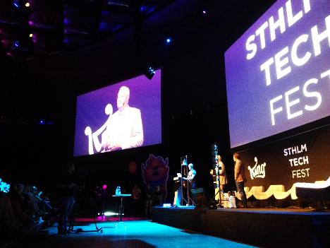 Stockholm Tech Fest: The Local's Blog