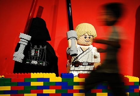 Lego now the world's largest toy company