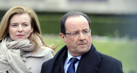 Trierweiler: 'Hollande wanted me back'