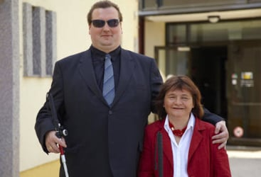 Austrian blind couple told they can't adopt