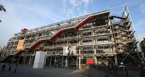 Malaga art boom draws 'pop-up Pompidou'