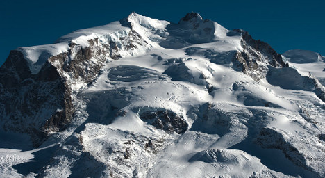 Korean woman plunges to death in Swiss Alps