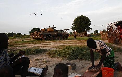 'Huge challenge' in South Sudan: new UN rep