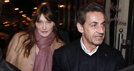 Sarkozy's big return: Carla Bruni 'says non!'