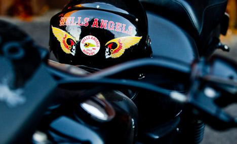 Norwegian police raid Hells Angels club