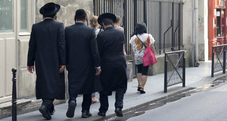 French Jews top table for emigration to Israel