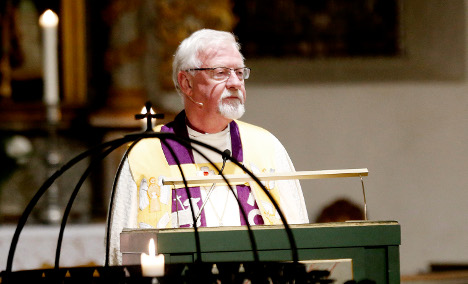 Bishop of Oslo returns to job after long absence
