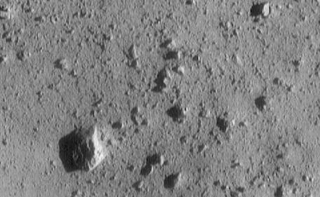 Asteroids leave mark on Sweden