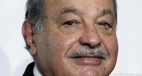 Carlos Slim increases stake in Telekom Austria
