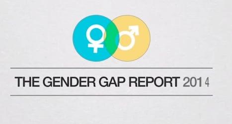 Switzerland slips in gender equality rankings
