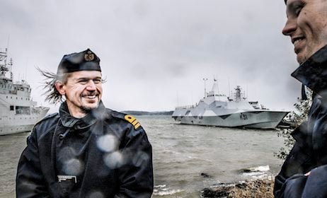 Sweden pulls back 'submarine' search